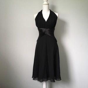 Tadashi Halter Dress